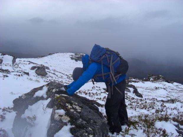 Summit pain