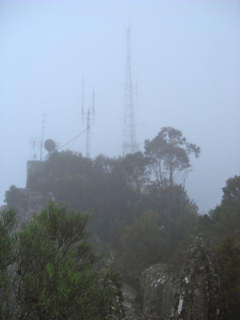 Lloyd Summit in Mist