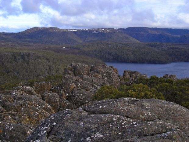 View from Seagers Lookout
