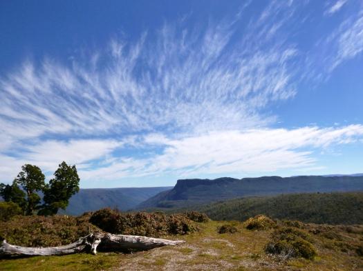 Beautiful cloud patterns over Oakleigh