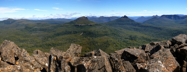 View north from Byron.. ohhhh yeah!! Can't wait to come back and check out Gould etc!