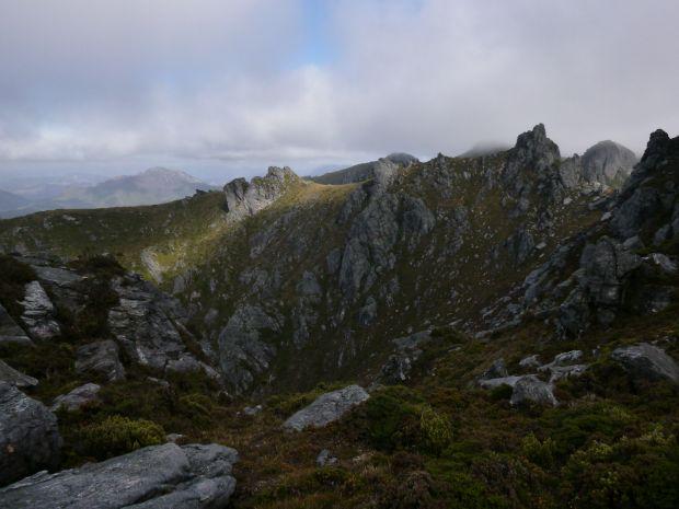 :D Ridge lines