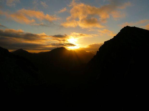 Sunrise at Haven Lake :D!
