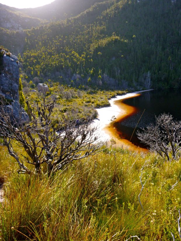 Lake Rosanne.. beautiful place for a swim!