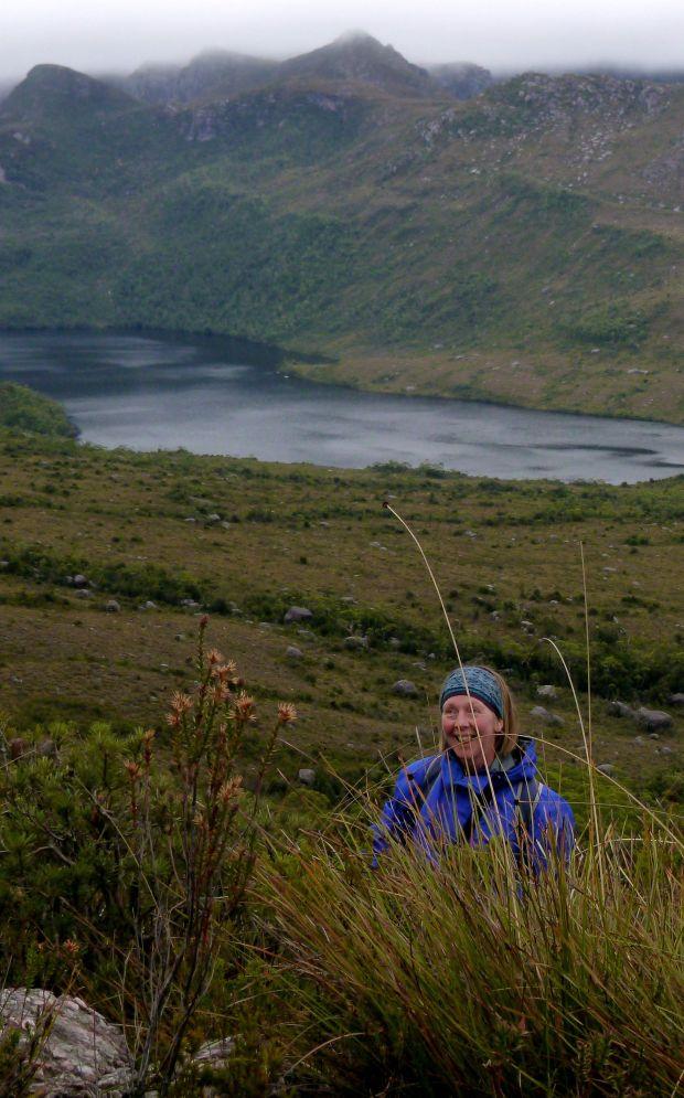 A happy hiker :D!! Love it!