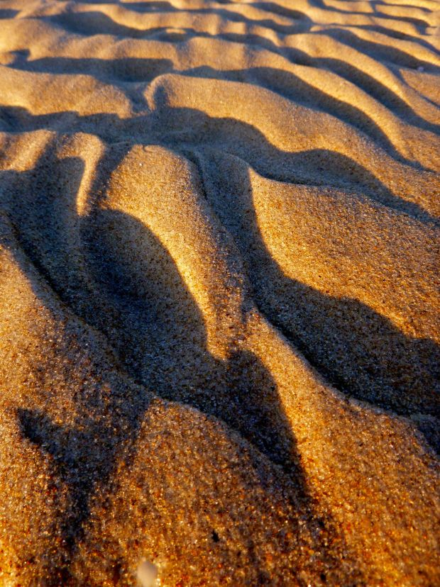 Patterns in sand.. one of many!