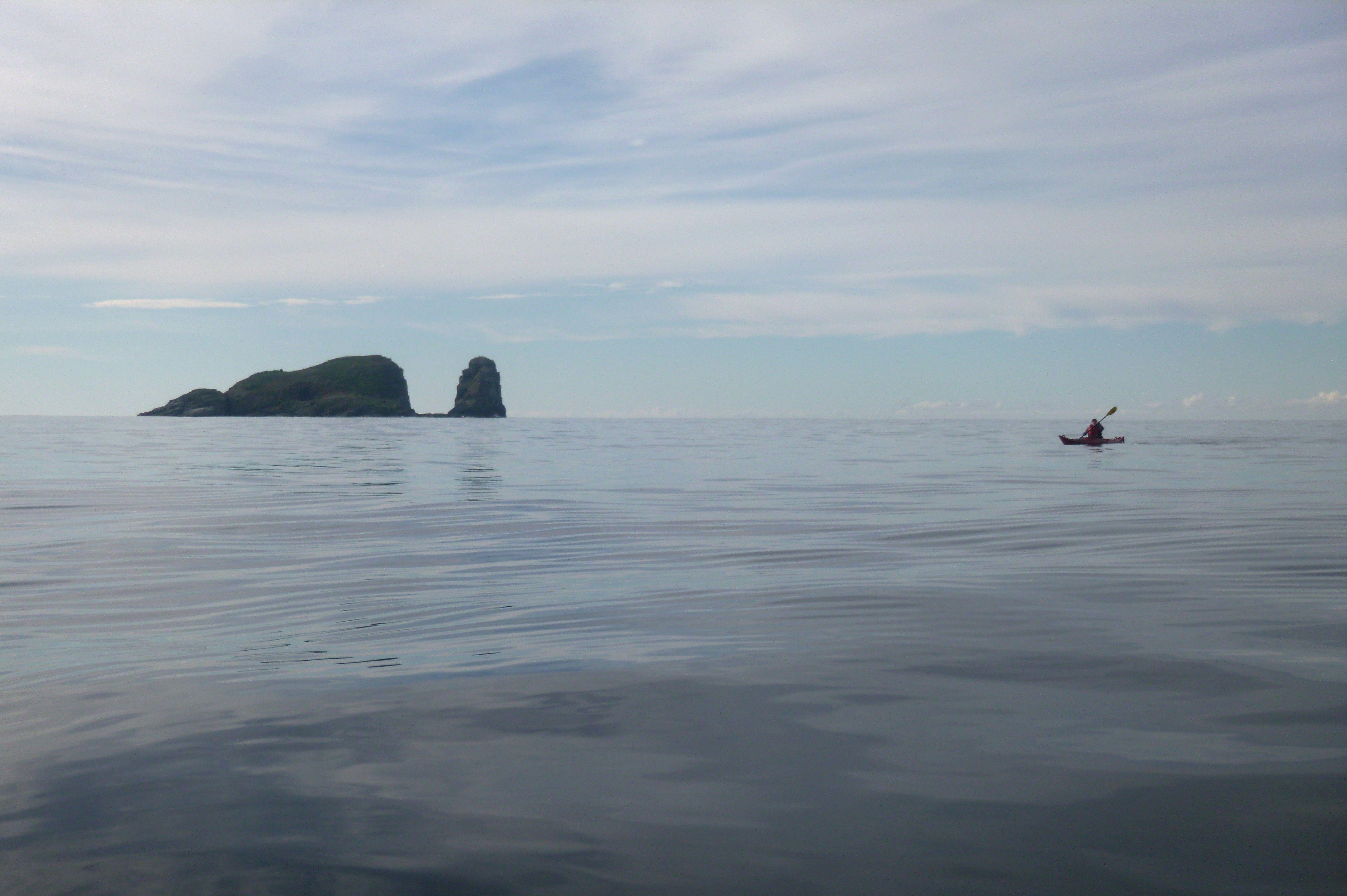 Bec and Visscher Island