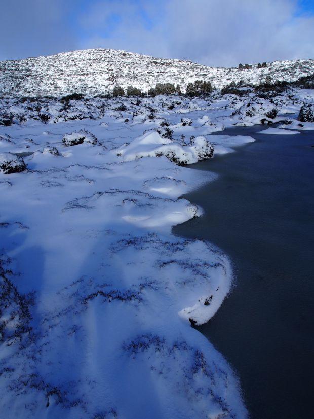 Blue Peaks again..