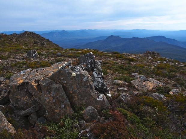 And then the ridge walk begins.. pure enjoyment.. anyone feel like skipping yet?