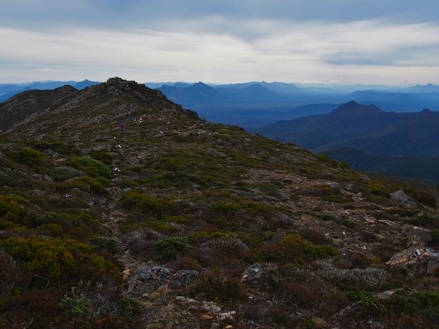 And yes.. lots of ridge gazing ;)