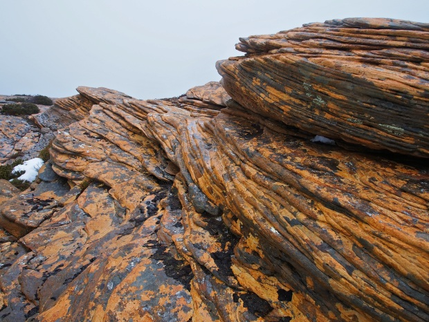 More folds.. love this rock :)